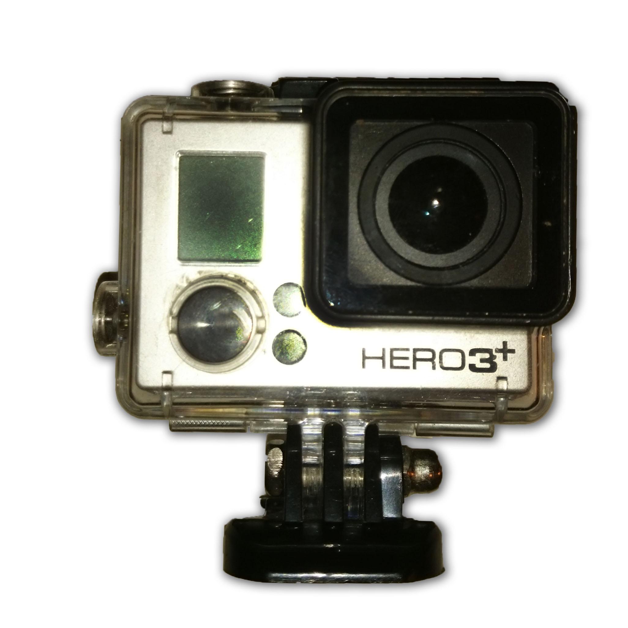 Go Pro Hero 3 +