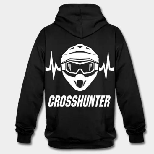 Crosshunter Crew Hoodie