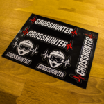 Stickerbogen Crosshunter